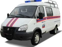 Аварийно-спасательные автомобили ГАЗель