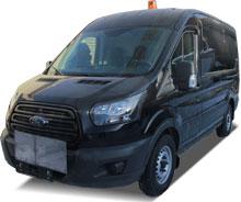Автомобиль для перевозки опасных грузов Ford Transit