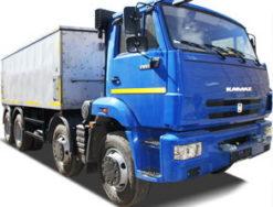 Автомобиль для перевозки опасных грузов тяжелого класса КАМАЗ