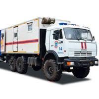 Аварийно-спасательные автомобили МЧС