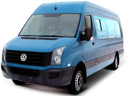 Передвижной кабинет по охране труда Volkswagen Crafter