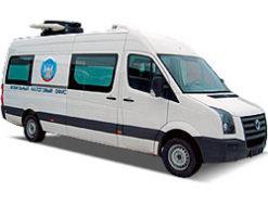 Мобильная клиентская служба Volkswagen Crafter
