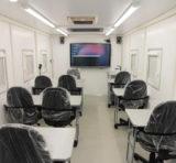Мобильный учебный класс на базе КАМАЗ