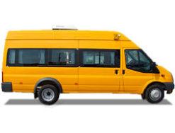 Штабной автомобиль на шасси Ford Transit