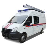 Оперативные автомобили МЧС
