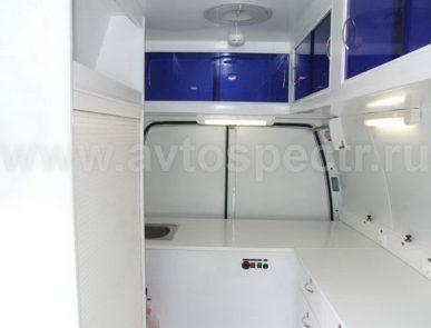 Мобильная лаборатория контроля качества нефтепродуктов ГАЗель
