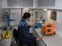 Мобильная лаборатория нефтепродуктов VW Crafter — Миниатюра