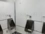 Мобильный санитарно-туалетный комплекс на базе полуприцепа. — Миниатюра