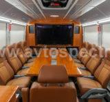 Мобильный комплекс — Автобус штабной