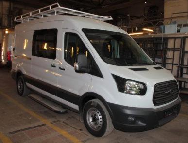 Автомобиль FORD Transit 350 AWD MWB L2 H2 (4*4)