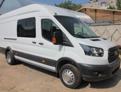 Автомобиль FORD Transit 460 RWD LWB L4 H3 (4*2) Kombi Van (6 мест)
