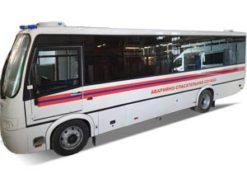 Газоспасательный автомобиль на базе ПАЗ-320414